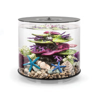 Black biOrb® TUBE 15 Aquarium Kit by Oase