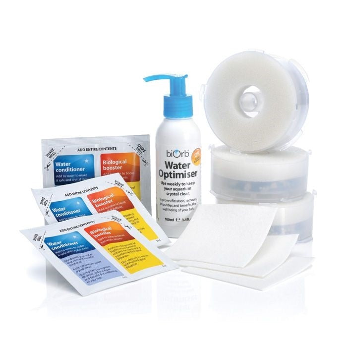 biOrb® Service Kit 3-Pack with Water Optimizer
