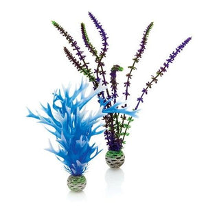 biOrb® Aquarium Plant Blue/Purple Color Pack