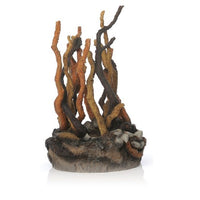 Rear view of biOrb® Twisted Moor Root Aquarium Ornament