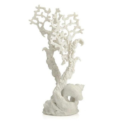 biOrb® Small White Fan Coral Aquarium Ornament