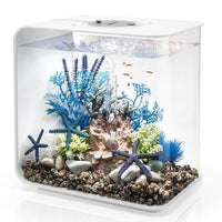 White biOrb® FLOW 30 Aquarium Kit with Remote Controlled LED Lighting