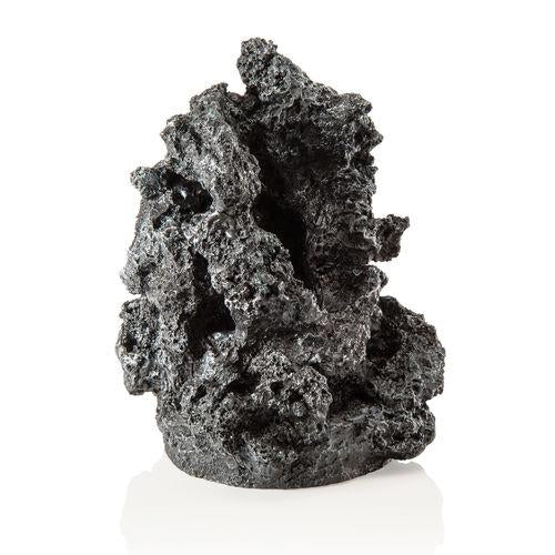 biOrb® Black Mineral Stone Aquarium Ornament