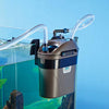 Oase FiltoSmart 60 Economy Aquarium Filter attached to fish tank