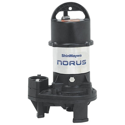 Shinmaywa Norus Series Solids Handling Pumps
