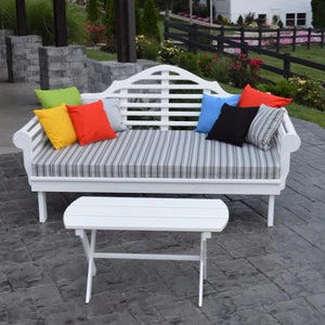 A&L Furniture Co. Amish-Made Pine Marlboro Daybeds