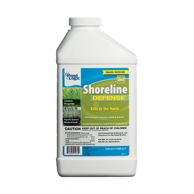 Airmax® Pond Logic® Shoreline Defense® Aquatic Herbicide, Quart bottle