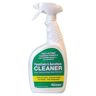 Airmax® Fountain and Aeration Cleaner, 32 ounce spray bottle