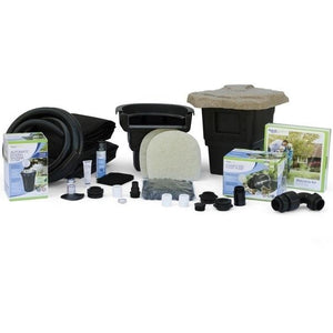 AquascapePRO® Pond Kit with BioFalls 1000, Signature 400 Skimmer, and AquaSurge 3000 Pump
