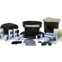 AquascapePRO® Pond Kit with BioFalls 2500, Signature 1000 Skimmer, and AquaSurge PRO 2000-4000 Pump