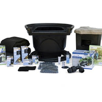 AquascapePRO® Pond Kit with BioFalls 6000, Signature 1000 Skimmer, and Aquascape PRO 2000-4000 Pump
