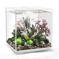 White biOrb® CUBE 60 Aquarium Kit by Oase