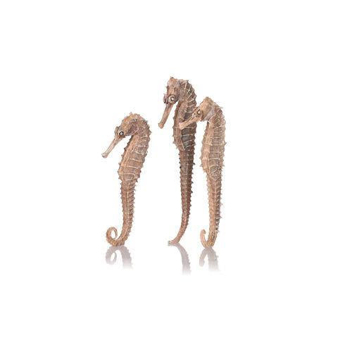 biOrb® Natural Aquatic Seahorse 3-Pack Aquarium Decorations