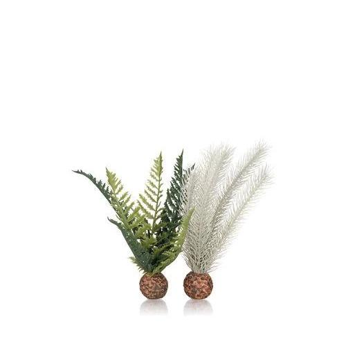 biOrb® Thistle Fern Small Grey/Green Aquarium Decoration