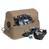 Airmax® PondSeries™ PS30 Aeration System for 3 Acre Ponds