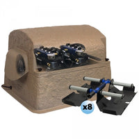 Airmax® PondSeries™ PS80 Aeration System for 8 Acre Ponds