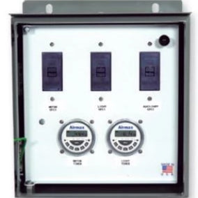 Airmax® EcoSeries™ Deluxe Control Panels