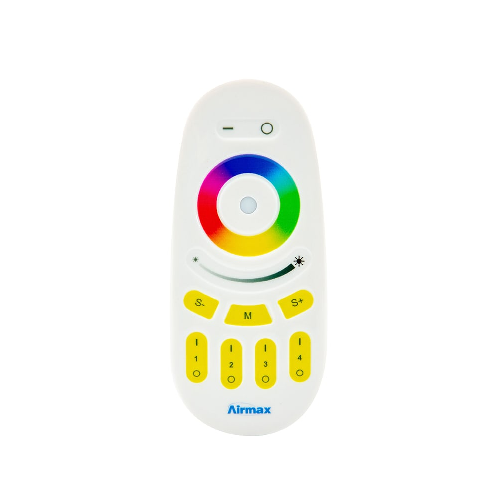 Replacement Remote Control for Airmax® EcoSeries™ Color Changing RGBW LED Lighting
