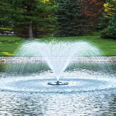 Classic Spray Pattern for Airmax® EcoSeries™ 1/2 HP Floating Fountain