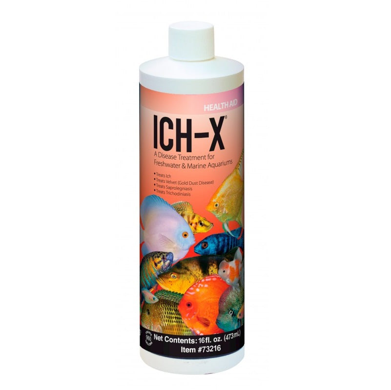 Hikari® Pond Solutions® Ich-X® Fish Disease Treatment