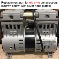Replacement Parts for Kasco® Teich-Aire™ 200C Compressor (Old Style)