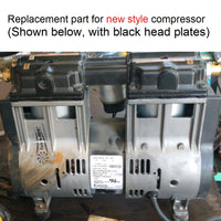 Replacement Parts for Kasco® Teich-Aire™ 200C Compressor (New Style)