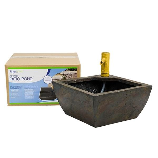 Aquascape® Aquatic Patio Pond Fountain Kit