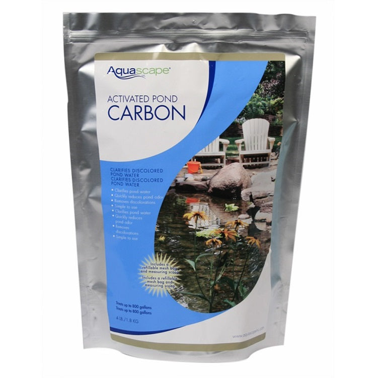 Aquascape® Activated Pond Carbon, 2.2 Pounds