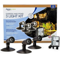 Aquascape® 12V LED Garden and Pond Spotlight Kit