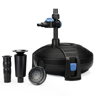 Aquascape® AquaJet™ Submersible Fountain, Waterfall and Filter Pumps