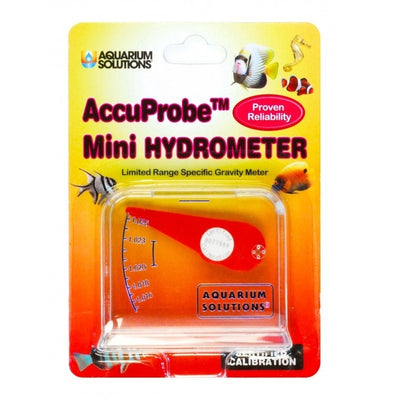 Hikari® Aquarium Solutions® AccuProbe™ Mini Hydrometer