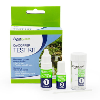 Aquascape® Residual Copper Test Kit
