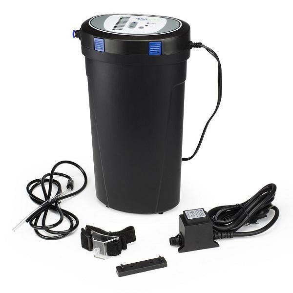 Contents of the Aquascape® Automatic Water Treatment Dosing System for Ponds