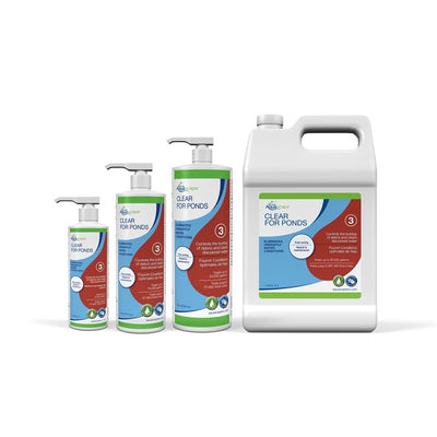 Aquascape® Clear for Ponds, Clarifier with Phosphate Binder