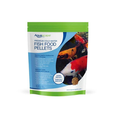 Aquascape® Premium Cold Water Fish Food Pellets