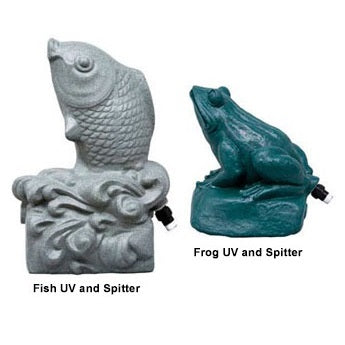 Aqua Ultraviolet® Statuary Series Replacement Parts and Accessories