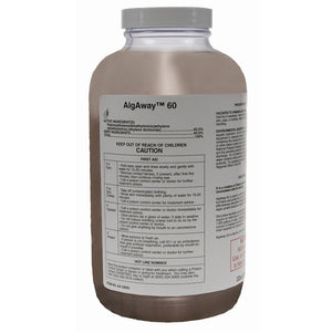 Microbe-Lift® AlgAway 60 Professional Grade Algaecide, Quart Bottle