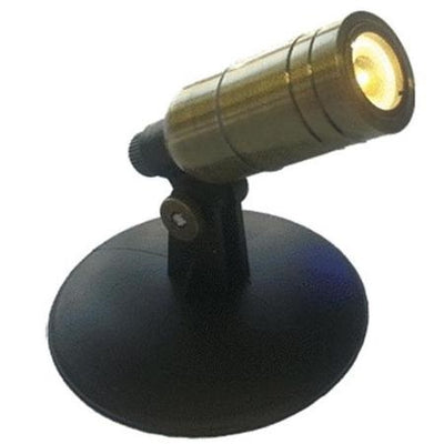 Anjon Manufacturing Ignite 12V Brass 1 Watt LED Spotlight