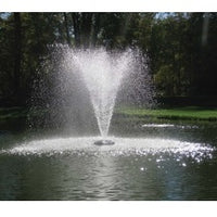 EasyPro Floating Fountain with Interchangeable Nozzles