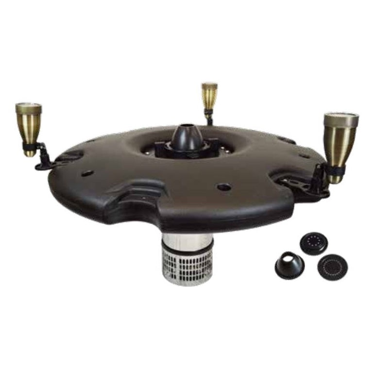 Anjon Manufacturing Floating EcoFountain Aerating Display Fountains