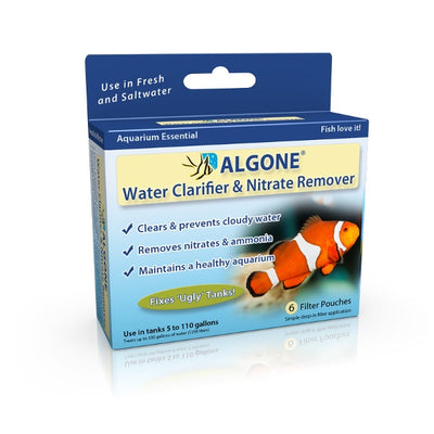 Algone Aquarium Water Conditioner for Small Aquariums