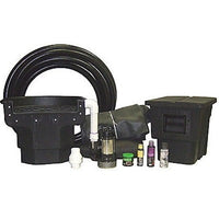 Atlantic Water Gardens SMALL Pond Kits with Skimmer, Filter, Pump, Water Treatment & Tools