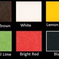 A&L Furniture Company Poly Furniture Stain Swatches