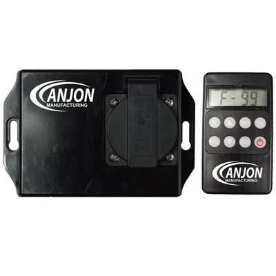 Anjon Manufacturing Remote Variable Speed Controller and Timer