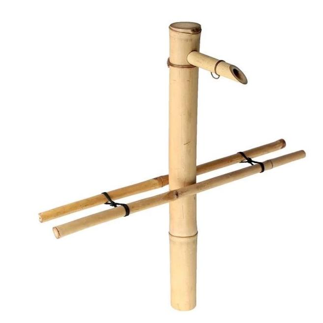 "Bamboo Accents 18"" Adjustable Spout & Pump Kit"