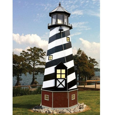 Giant Hybrid Lighthouse Storage Sheds with 20 Square Feet of Storage!