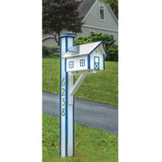 Amish-Made Durable Poly Mailbox Posts