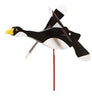 Canadian Goose Whirlybird Wind Spinner Yard Decoration
