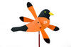 Oriole Whirlybird Wind Spinner Yard Decoration
