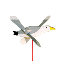 Sea Gull Whirlybird Wind Spinner Yard Decoration